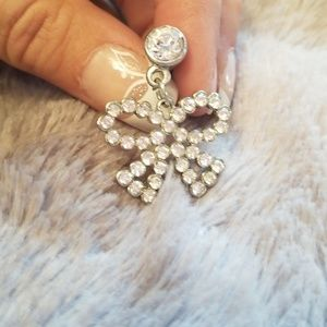 Accessories - Nwt Cell Phone Crystal Charm